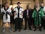 Robert De Niro and Sylvester Stallone star in Grudge Match.