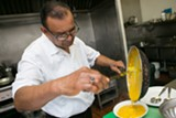 BERT JOHNSON - Rooplal Masih of Masala Cuisine makes some of the best homestyle Indian cuisine around.