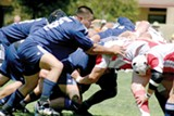 Rough-and-tumble rugby is growing in popularity.