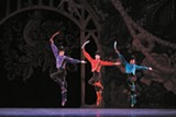 MARTY SOHL - Russian Licorice from 2007's Nutcracker.