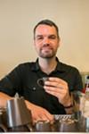 Ryan Stark, owner of Black Spring Coffee Company.