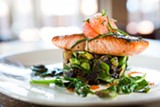 STEPHEN LOEWINSOHN - Salmon makes a triumphant return to Revival's summer menu.