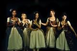 BRIAN RAYMOND - San Francisco Renaissance Dancers