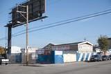 MADELEINE BAIR - Sang Hahn's property in West Oakland.