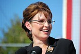 "Sarah Palin says the pot problem is ""minimal."""