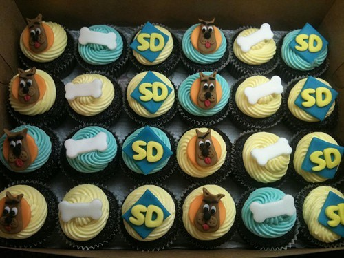 Scooby Doo cupcakes! (via Facebook)