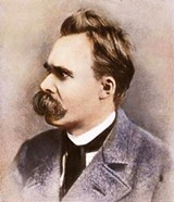 Scorpio, you would be wise to listen to Nietzsche right now.