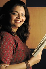 Screenwriter Shibani Bathija.