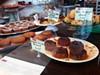 Selection of baked treats at Sweet Bar