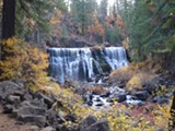 FRIENDS OF THE RIVER - Senator Feinstein and two powerful water districts want to dam up more of the McCloud River near Mount Shasta and send additional water south.
