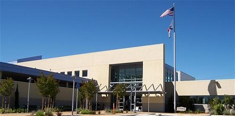 Juvenile Hall in Contra Costa County - CONTRA COSTA COUNTY