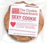 THE COOKIE DEPARTMENT - Sexy Cookies contain maca.