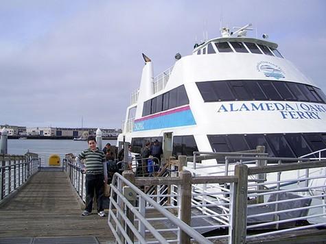 SF Bay Ferry
