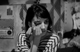 Sheila Vand stars in the Iranian-American vampire film A Girl Walks Home Alone at Night