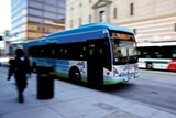 FILE PHOTO - Since Armijo was hired, buses now travel for more miles between repair stops.
