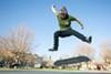 Skate Like a Girl shredder Kathryn Sy makes kickflips look like a walk in the park.