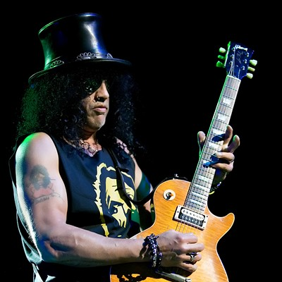 Slash at the Fox Theater, 10/2