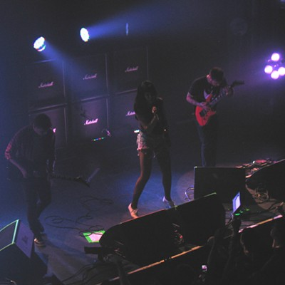Sleigh Bells, 2/23 at the Regency Ballroom
