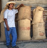 EQUAL EXCHANGE - Small farmers say allowing plantation-grown coffee to be fair trade will put them out of business.