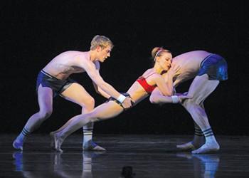Smuin Ballet: Making Ballet Fun Again