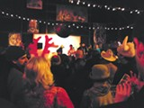 JULIAN MARK - Solstice at the Barn attracts young and old hippies.