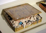 "DEWITT CHENG - Squeak Carnath's ""Paint Box."""