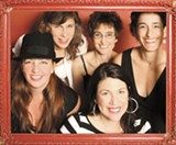 Stairwell Sisters will perform at the San Francisco Bluegrass and Old-Time Festival.