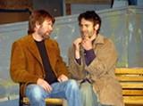 ALAN BARKAN - Stanley Spenger and Harold Pierce in Luv: The Gay Version.
