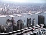 "Steve Bird's ""NYC/WTC."""