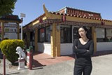 MELISSA BARNES - Sunny Wong says her parents can't afford to make all the necessary improvements to their restaurant.