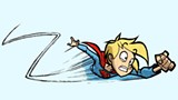 Supergirl is waiting to learn whether she'll make it to issue 7.