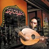 Tarik Kazaleh's intense sociability has helped him in hip-hop.