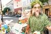 Telegraph Avenue's colorful vendors set up shop year round.