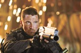 Terminator Salvation isn't only unbelievable, it's not even convincingly doomy. The robots are cool though.