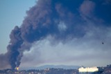 JONAS BENGTSSON/FLICKR(CC) - The 2012 Chevron refinery fire in Richmond sent 15,000 people to the hospital.