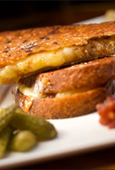 The Art and Science of the Grilled Cheese