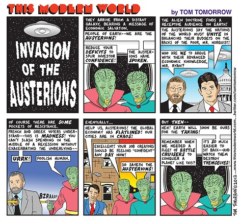 The Austerions