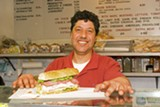 SONYA REVELL - The authentic sandwiches at E-Z Stop Deli evoke times of yore.
