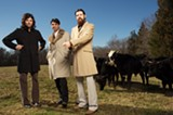 CRACKERFARM - The Avett Brothers.