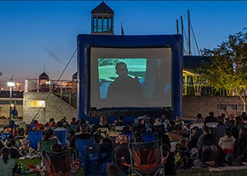 The Bay Area's Best Outdoor Movie Series