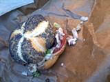 JOHN BIRDSALL - The chicken salad sandwich from Berkeley's Local Butcher Shop.
