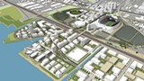 CITY OF OAKLAND - The Coliseum Area Specific Plan also includes areas that surround the proposed Coliseum City project.