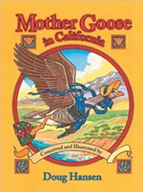 The cover of Doug Hansen's Mother Goose in California.