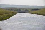 """US BUREAU OF RECLAMATION - The C.W. """"Bill"""" Jones Pumping Plant is just outside Byron, a small town that likely will be greatly impacted by the new water tunnels."""