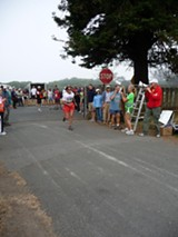 IKES/FLICKR (CC) - The Dipsea Race runs from Mill Valley to Stinson Beach.