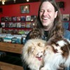 The East Bay's Cutest Book and Music Store Pets