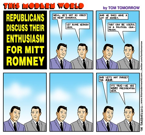 The Enthusiasm of Romney Voters