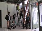 LISA DROSTOVA - The Flight Deck's directors: Michael French, Laura Lundy-Paine, Lindsay Krumbein, Dana Lawton, Amy Sass, Anna Shneiderman, Amanda Bornstein.