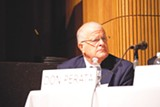 SONYA REVELL - The former state senator repeatedly ignored the questions at one of the few debates he attended.