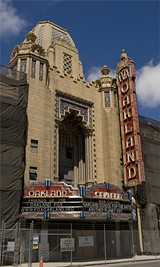 SCOTT HARGIS - The Fox Theater today.